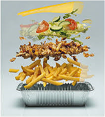 Foto Kapsalon Big Momma döner